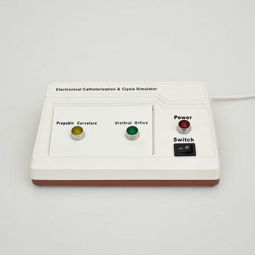 simulador electrónico entrenamiento cateterismo enema
