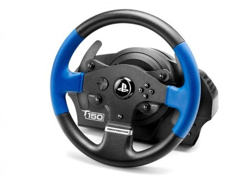 simulador thrustmaster timon pedales t150 ps pc ps3 ps4