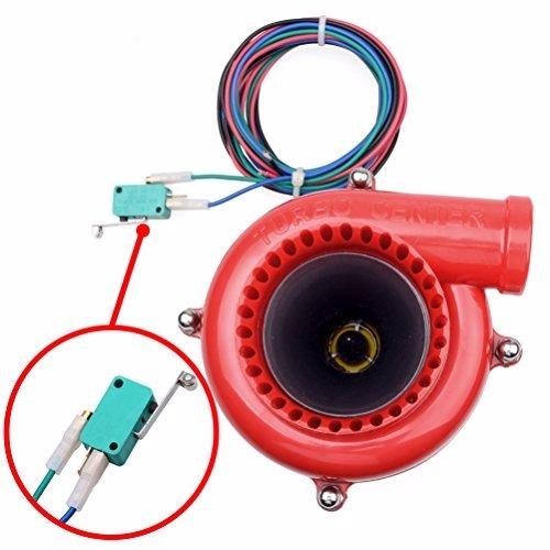simulador turbo valvula de alivio para motos y autos