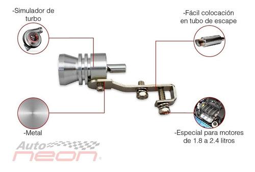 simulador turbo whistle escape grande