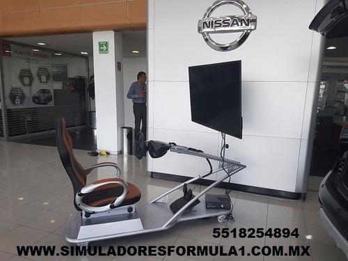 simuladores de autos de carreras, simuladores f1, formula 1
