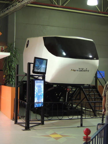 simuladores de realidad virtual alquiler y venta