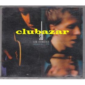 Sin Bandera Cd Single Promocional Entra En Mi Vida 2002