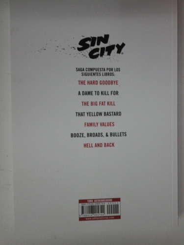 sin city: 2 a dame to kill for - ivrea