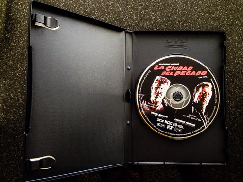 sin city - ciudad del pecado. dvd original.