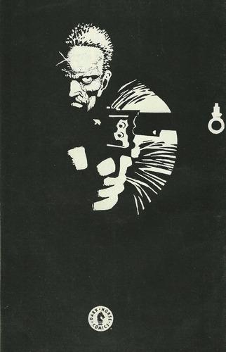 sin city; ese bastardo amarillo, volumen cuatro, ed. gárgola