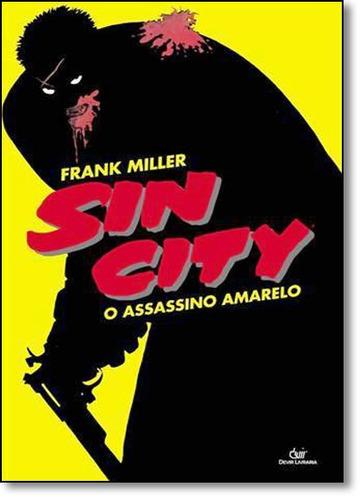 sin city o assassino amarelo de miller frank