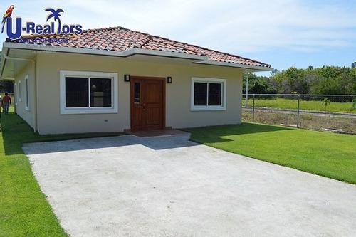 sin estrenar!!! casa de playa con piscina, santa clara-$296,