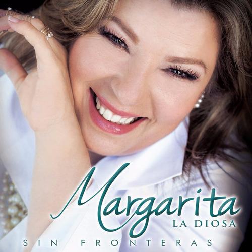 sin fronteras margarita la diosa disco cd 12 canciones