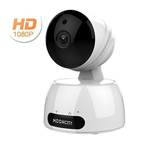sin hilos de seguridad cámara 1080p hd wifi vigilancia ip c