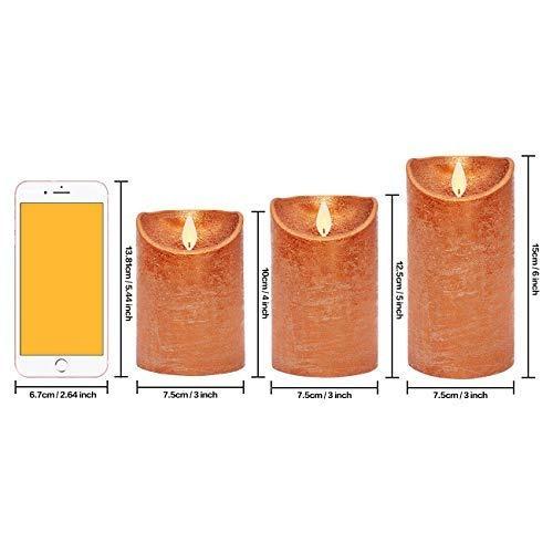 sin llama velas encendidas dancing llama h4  5  6  xd3...