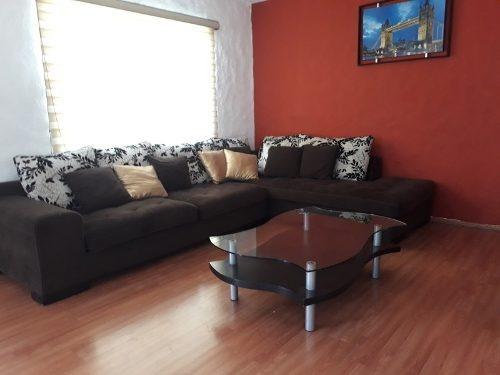 sin muebles 3 rec con closet, salon en sotano, jardin, area de lavado, cto serv