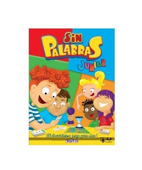 Sin Palabras Junior Juego De Mesa Original De Toyco 499 00 En