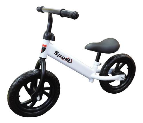 sin pedal bicicleta niños