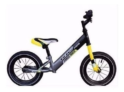 sin pedales bicicleta niños
