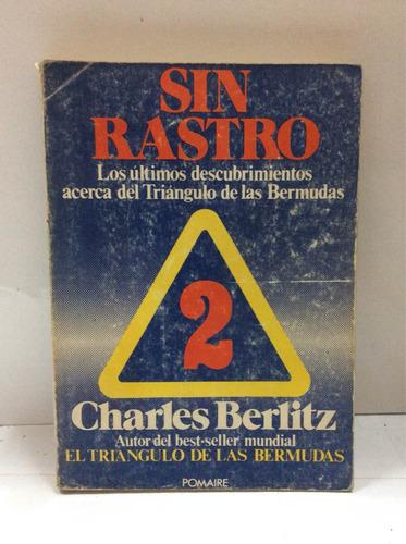 sin rastro por charles berlitz triángulo de las bermudas