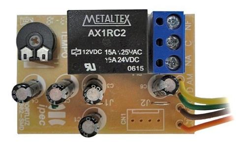 sinaleira c/ módulo relê universal saída veículos portão ppa