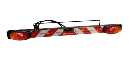 sinalizador altmayer al91 para suporte transbike carretinha