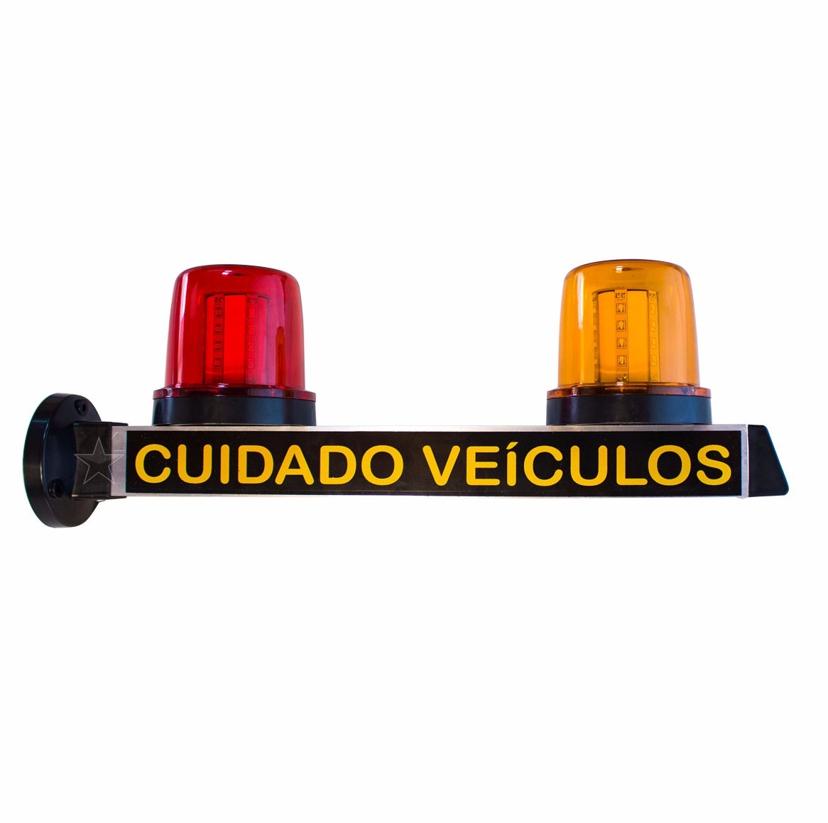 Sinalizador De Garagem Led Entrada E Saida Ve 237 Culos St765