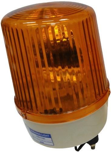 sinalizador giroflex jng lte-1161 220v amarelo