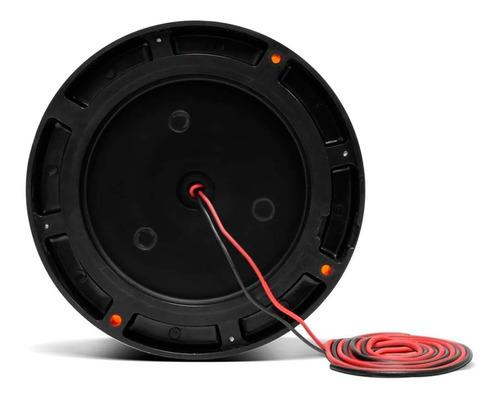 sinalizador giroflex led 10w 12v ambar 7 efeitor de luz