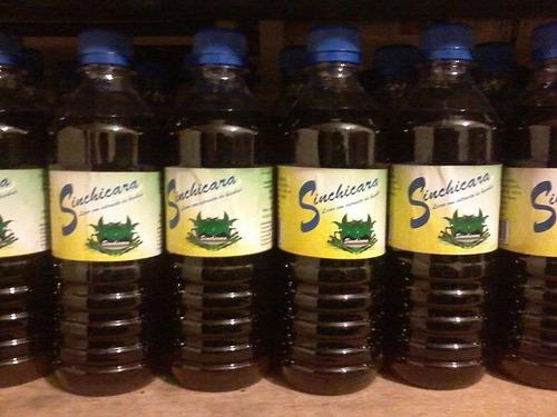 sinchicara (licor 100% natural) amazónico