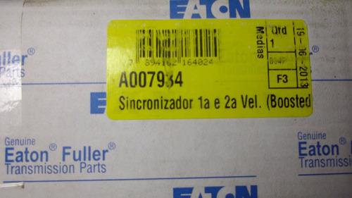 sincronico 1era 2da caja eaton fso6406 fso8406