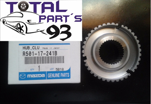 sincronico o piñon de 3 y 4 mazda bt50 b2600 original