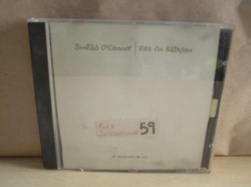 sinead o connor fire on badylon  cd  americano