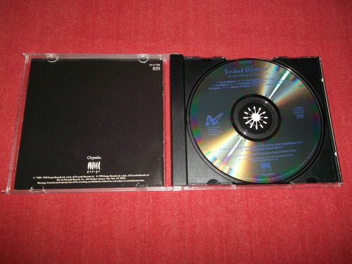 sinead o'connor - i do not want what i cd imp ed 1990 mdisk