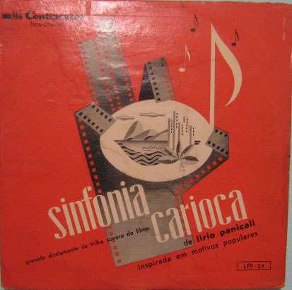 sinfonia carioca - gravado diretamente trilha sonora filme