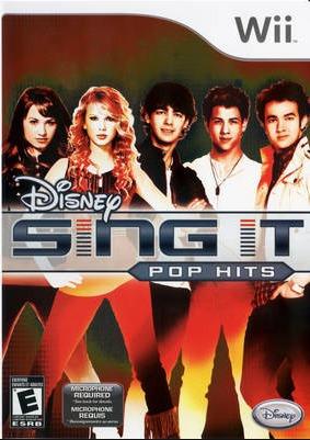 sing it pop hits   ( nintendo wii - wii u )