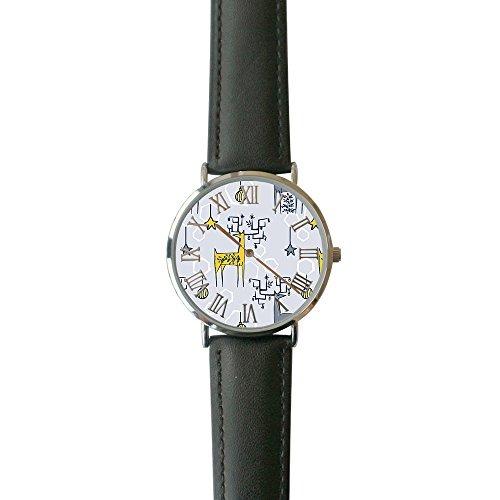 Singdadff Reloj De Pulsera Análogo De Moda De Renos Para -   178.777 ... af43896a65b9