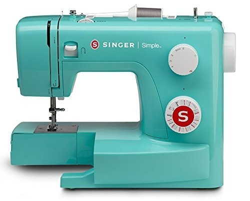 singer 3223 g máquina de coser, 23 puntadas zigzag