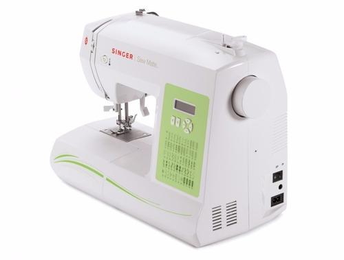 singer 5400 sew mate maquina coser 60 puntadas electrónica