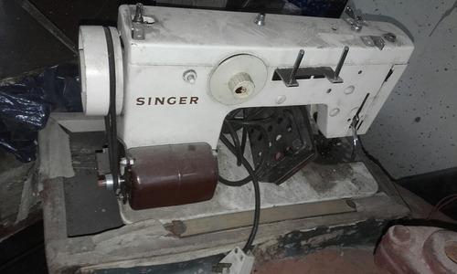 singer a pedal sin su caja