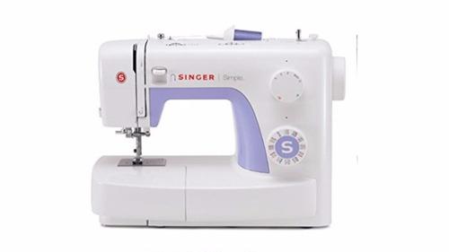 singer máquina coser