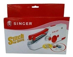 singer stitch sew quick maquina de coser portatil