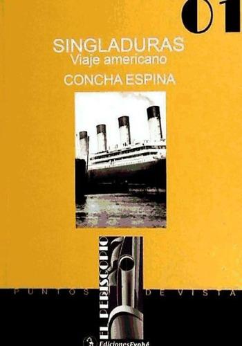singladuras viaje americano(libro )