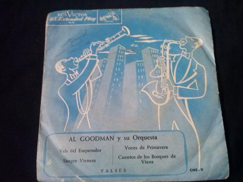single al goodman y su orquesta