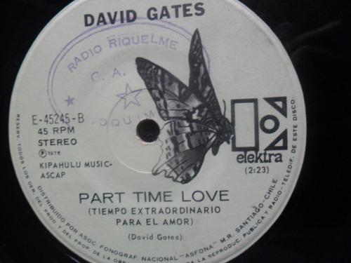 single david gates