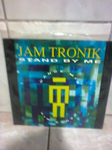 single de vinil jam tronik stand by me (made in germany)