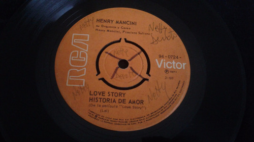 single henry mancini