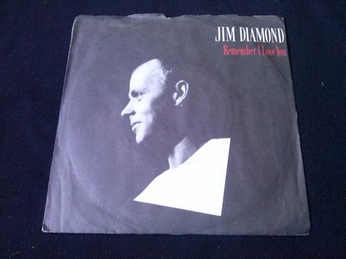 single jim diamond remember i love you
