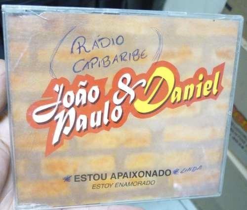 single joao paulo & daniel - estou apaixonado - b308