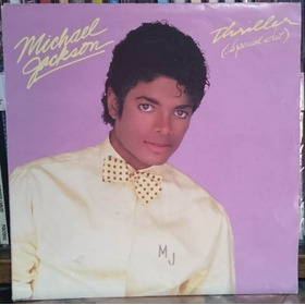Single Michael Jackson Thriller Special Edition 45 Rpm