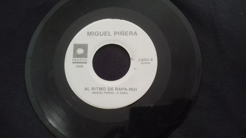 single miguel piñera promocional - al ritmo de rapa nui