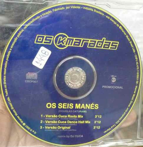 single os kmaradas / os seis manés - b321