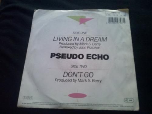 single pseudo echo