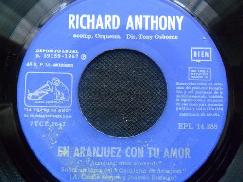 single richard anthony